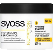 SYOSS Moisture Intensive 1-minute Hair Care Oil [European Import] 200ml