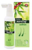 Twin Lotus Herbal Hair Tonic - helps to reduce hair fall due to breakage itchy scalp & dandruff
