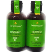 "DermOrganic Leave-in Treatment 120ml ""Pack of 5.1cm"