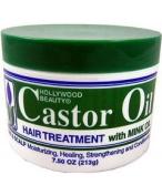 Hollywood Beauty Castor Oil Hair Treatment with Mink Oil, 740ml