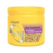 Lolane Smooth & Style Hair Treatment for Blow-Dry 250g..., Thailand