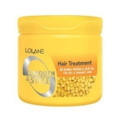 Lolane Smooth & Style Hair Treatment for Dry & Damaged 250g..., Thailand