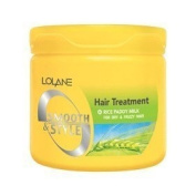 Lolane Smooth & Style Hair Treatment for Dry & Frizzy 250g..., Thailand