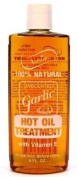 Nutrine Garlic Hot Oil Treatment 240ml Unscented