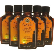 Agadir Argan Oil Hair Treatment 5pcs X 120ml.