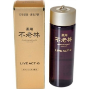 Shiseido Live Act G Hair Tonic for Men Medicated Flowline 200ml