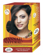 Hannah Natural 100% Chemical Free Hair Dye, Dark Brown, 100 Gramme