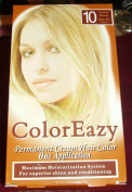Colour Eazy Permanent Cream Hair Colour - Lightest Blonde