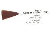 Vivitone Cream Creative Hair Colour, 5C Light Copper Brown