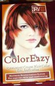Colour Eazy Permanent Cream Hair Colour - Medium Auburn