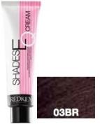 Redken Shades EQ Cream Hair Colour - 03BR Burgundy Wine