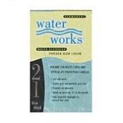 Water Works #21 Blue Black