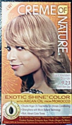 Creme of Nature Exotic Shine Colour #9.23 Light Golden Blonde