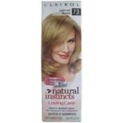 Clairol Natural Instincts Loving Care, Light Ash Blonde #73 (One Application).