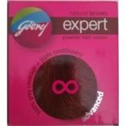 Godrej Expert Natural Brown Powder Hair Colour