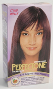 Welle Perfectone Colour Creme Burgundy 4/6 One Application