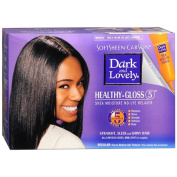 Dark and Lovely Relaxer System Conditioning No-lye Regular Kit, 500ml