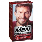 JUST FOR MEN BEARD/MUS MED BRN 30ml