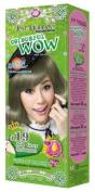 Just Modern Colourful WOW Hair Colour Permanent Hair Cream Dye Ash Grey J19..
