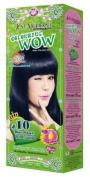 Just Modern Colourful WOW Hair Colour Permanent Hair Cream Dye Blue Black J10..