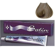 SATIN Hair Colour Ash Series 7A Ash Blonde 90ml (Model