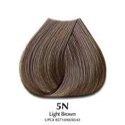 SATIN Hair Colour Natural Series 5N Light Brown 90ml (Model