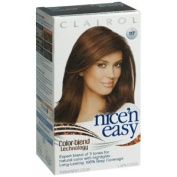 CLAIROL NICE N EASY 117 MD GOLD BR 1 EACH