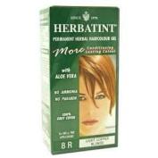 Herbatint 0226936 Permanent Herbal Haircolour Gel 8R Light Copper Blonde - 135 mL
