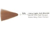 Vivitone Cream Creative Hair Colour, 9A Very Light Ash Blonde