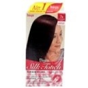 Hoyu BIGEN SILK TOUCH Hair Colour 7r Passion Mahogany