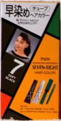 Paon Seven-Eight Permanent Hair Colour Kit 7 Soft Black