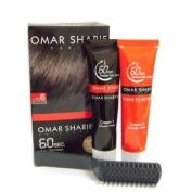 Omar Sharif 60sec Colour Cream #6 Natural Brown