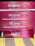 l`oreal majired permanent cream colour blue mixer