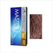 Medium Brown Dcash Professional Hair Colour Dye Cream MB203 50ml.