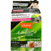 Lolane Nature Code Hair Colour Shampoo Natural Black (N1) Non-ammonia Natural Extract Kit X 2 Boxes
