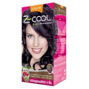 Lolane Z-Cool colour Cream Brighty Blonde Hair colour Deep Violet Light Brown C21