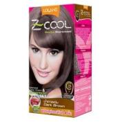 Lolane Z-Cool colour Cream Blissy Natural Hair colour Dark Brown C3