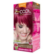 Lolane Z-Cool colour Cream Brighty Blonde Hair colour Red Violet Blonde C22