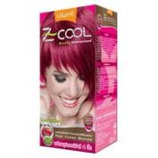 Lolane Z-Cool colour Cream Brighty Blonde Hair colour Red Violet Blonde C22