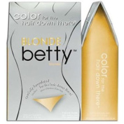 Colour for the Hair Down There - Blonde Betty Hair Colouring Products