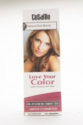 CoSaMo Love Your Colour, No Ammonia, No Peroxide Hair Colour, #738 Natural Dark Blonde
