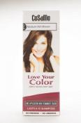 CoSaMo Love Your Colour, No Ammonia, No Peroxide Hair Colour, #777 Medium Ash Brown