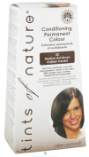 Tints of Nature Organic 4C Medium Ash Brown Permanent Hair Colour 120ml