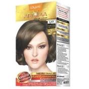 Lolane Aroma Gold hair Colour Cream Aroma Dark Golden Blonde L17 size 60g..