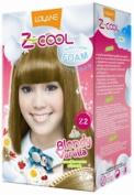 Lolane Z-Cool Bubble Hair Colour Foam Z2 Blondy Vanilla.