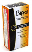 Bigen Powder Hair Colour #59 Oriental Black 5ml