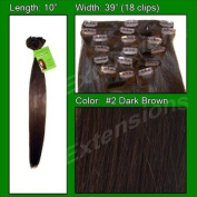 Brybelly Holdings PRST-10-2 No. 2 Dark Brown - 25cm