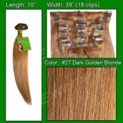 Brybelly Holdings PRST-10-27 No. 27 Dark Golden Blonde - 25cm