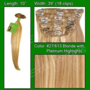Brybelly Holdings PRST-10-27613 No. 27-613 Golden Blonde with Platinum Highlights - 25cm
