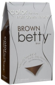 Betty Beauty Colour Kit for the Hair Down There, Brown 45ml